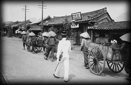 100년전 한국8