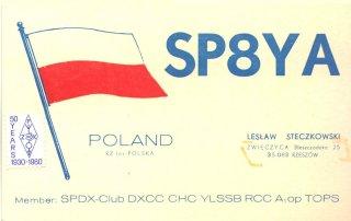 SP8YA QSL 320