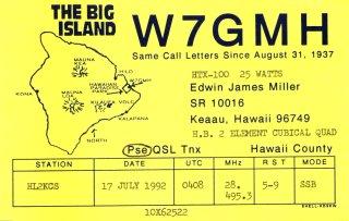 W7GMH QSL 320